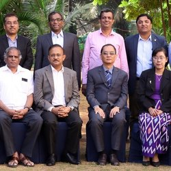 Delegation from Myanmar visits International Institute of Information Technology, Bangalore