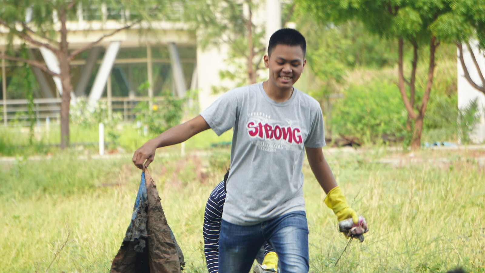 Cleaning Drive 18