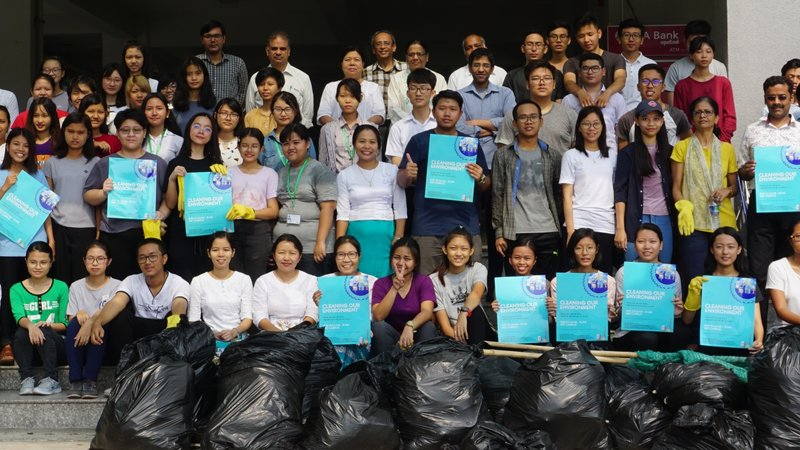 MIIT Cleaning Drive 2019